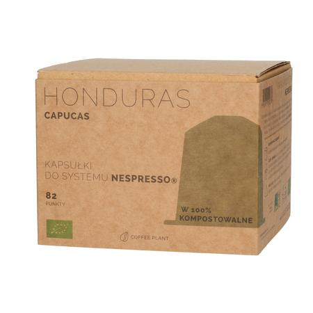 COFFEE PLANT - Honduras Capucas - 26 capsules