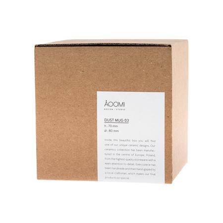 AOOMI - Dust Mug 03 - 200 ml