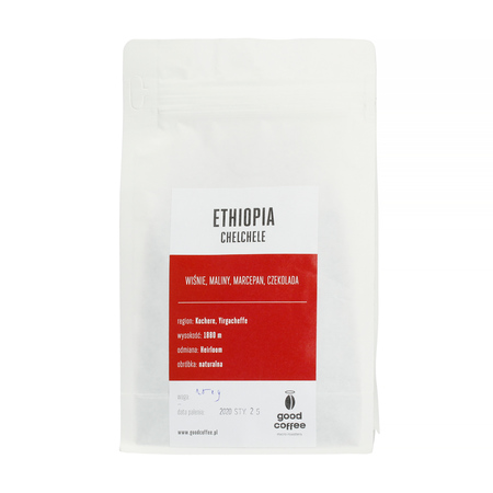 Good Coffee - Ethiopia Chelchele Natural