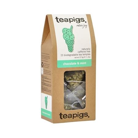 teapigs Chocolate & Mint - 15 Tea Bags