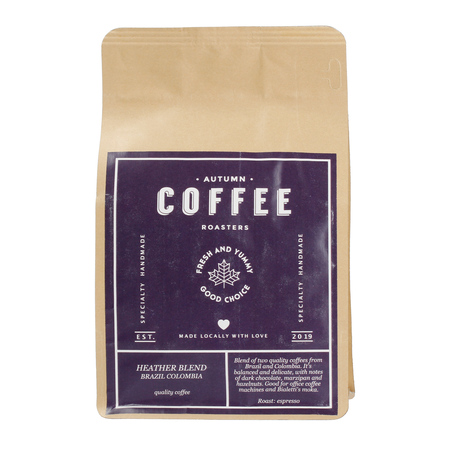 Autumn Coffee Roasters - Heather Blend Espresso