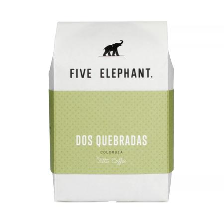 Five Elephant - Colombia Dos Quebradas Filter