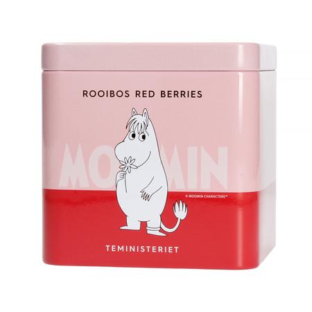 Teministeriet - Moomin Rooibos Red Berries - Loose Tea 100g