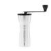 Hario Ceramic Coffee Mill Mini-Slim PRO Silver - Hand Grinder