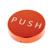 Clockwork Espresso - PUSH Tamper - Orange