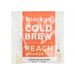 teapigs Peach & Mango Cold Brew - Tea Bag