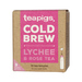 teapigs Lychee & Rose - Cold Brew 10 Tea Bags