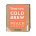 teapigs Peach & Mango - Cold Brew 10 Tea Bags