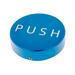 Clockwork Espresso - PUSH Tamper - Blue