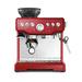 Sage The Barista Express Red Coffee Machine