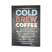 Cold Brew Coffee - Chloe Callow