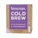 teapigs Blackcurrant & Raspberry - Cold Brew 10 tea bags