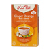 Yogi Tea - Ginger Orange with Vanilla - 17 Tea Bags