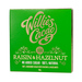 Willie's Cacao - Raisin & Hazelnut 50g