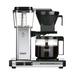 Moccamaster KBG 741 Select - Polished Silver - Filter Coffee Maker