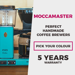 Moccamaster coffee brewers