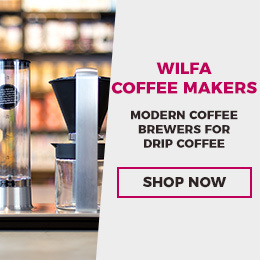Wilfa Coffee Brewers